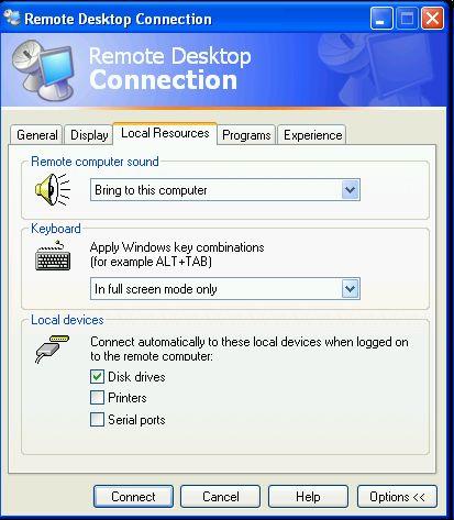 download remote desktop client windows xp